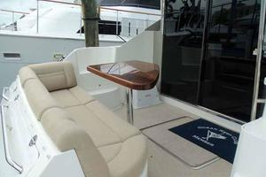 51' Sea Ray 510 Fly 2015 Aft Deck