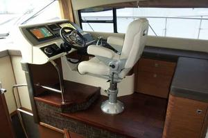 51' Sea Ray 510 Fly 2015 Starboard Side Lower Helm