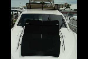 51' Sea Ray 510 Fly 2015 Bow Seat