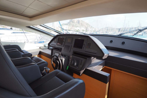 80' Johnson 80' Skylounge W/hydraulic Platform 2020