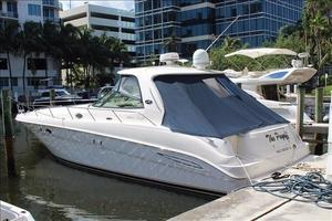 46' Sea Ray Sundancer 2002