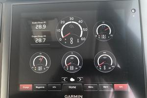 44' Tiara Q44 2017 Tiara Q 44 Volvo Glass Cockpit