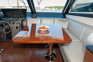 70' Ocean Alexander Evolution 2017 Table OPEN position