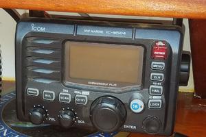 44' Kasten Marine Designed 44 Redpath Schooner 2013 ICOM IC-M504 VHF