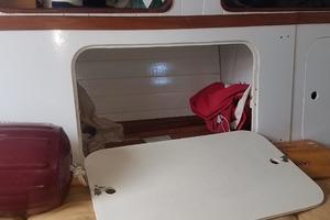 44' Kasten Marine Designed 44 Redpath Schooner 2013 Port Storage Access