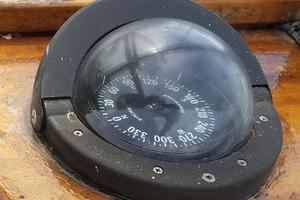 44' Kasten Marine Designed 44 Redpath Schooner 2013 Ritchie Compass
