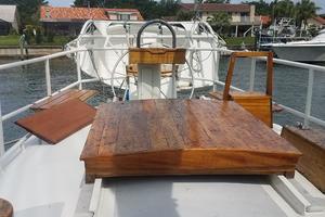 44' Kasten Marine Designed 44 Redpath Schooner 2013 View Aft