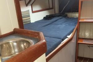 44' Kasten Marine Designed 44 Redpath Schooner 2013 Aft Cabin w/ Sink