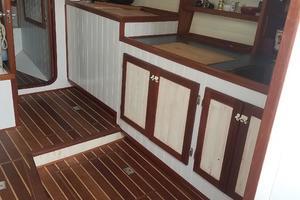 44' Kasten Marine Designed 44 Redpath Schooner 2013 Main Cabin / Galley
