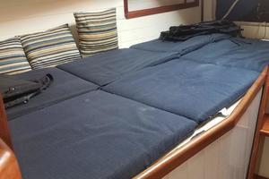 44' Kasten Marine Designed 44 Redpath Schooner 2013 Master Berth