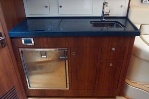 36' Chris-craft Corsair 36 2013 Galley