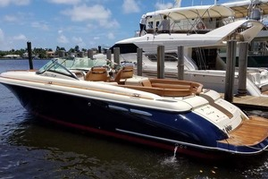 36' Chris-craft Corsair 36 2013 Port View