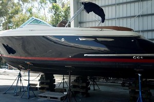 36' Chris-Craft Corsair 36 2013 Hauled Out