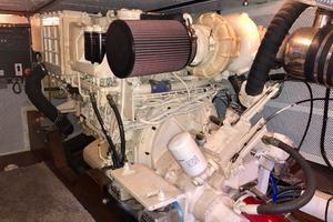 51' Vicem Classic 2003 Vicem 51 Classic Engine