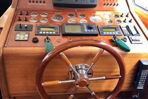 51' Vicem Classic 2003 Vicem 51 Classic Helm