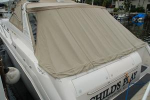 50' Sea Ray Sundancer 1998 Cockpit Cover