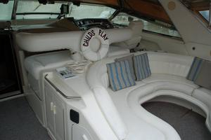50' Sea Ray Sundancer 1998 Cockpit