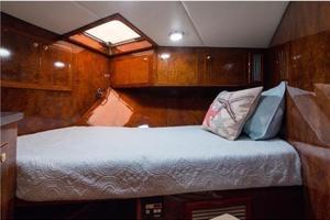 80' Nova Marine Supernova 80 2000 Forward crew cabin