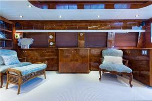 80' Nova Marine Supernova 80 2000 Salon starboard