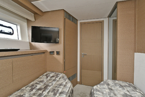 Prestige 680 Fly-2020-ON ORDER Enroute to Staten Island-New York-United StatesGuest Stateroom -Aft View 1083839 thumb