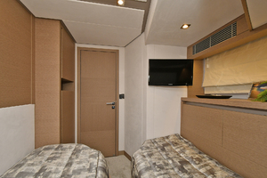 Prestige 680 Fly-2020-ON ORDER Enroute to Staten Island-New York-United StatesGuest Stateroom  Aft View 1083830 thumb