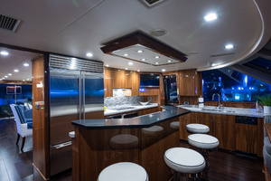 Viking 93 Motor Yacht-2020-NEW BUILD NEW BUILD-New York-United StatesGalley 1203966 thumb