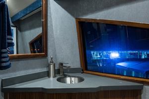 Viking 93 Motor Yacht-2020-NEW BUILD NEW BUILD-New York-United StatesEnclosed Flybridge Head 1203968 thumb