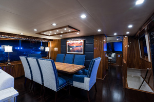 Viking 93 Motor Yacht-2020-NEW BUILD NEW BUILD-New York-United StatesDining Table 1203965 thumb
