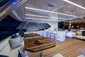 Viking 93 Motor Yacht-2020-NEW BUILD NEW BUILD-New York-United StatesAft Deck 1203980 thumb
