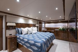 Viking 93 Motor Yacht-2020-NEW BUILD NEW BUILD-New York-United StatesMaster Stateroom  1203969 thumb