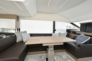 Prestige 520 Fly-2019 -Staten Island-New York-United StatesSalon Seating with Convertible Table 1072976 thumb