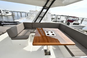 Prestige 520 Fly-2019 -Staten Island-New York-United StatesFlybridge Seating with Table 1072966 thumb