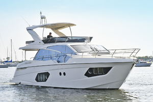 Absolute 50 Fly-2020-ON ORDER Staten Island-New York-United StatesStarboard Side Bow 1073037 thumb