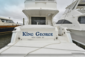 photo of Silverton 52 Ovation - King George