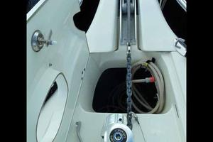 48' Cranchi Atlantique 48 2005 Windlass Detail
