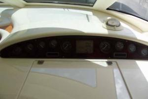 48' Cranchi Atlantique 48 2005 Helm Gauges
