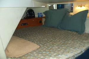 48' Cranchi Atlantique 48 2005 Port Guest Cabin Looking Aft