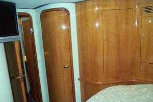 48' Cranchi Atlantique 48 2005 Master Aft to Port