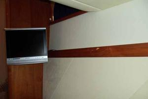 48' Cranchi Atlantique 48 2005 Starboard Guest Cabin Looking Forward