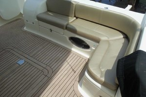 48' Cranchi Atlantique 48 2005 Aft Deck Seating