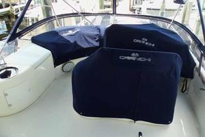 48' Cranchi Atlantique 48 2005 Flybridge Covers