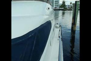 48' Cranchi Atlantique 48 2005 Side Decks