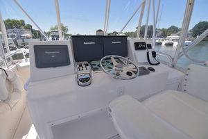 35' Cabo 35 Convertible 2002 Electronic Covers
