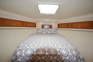 35' Cabo 35 Convertible 2002 Master Stateroom Forward