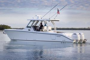 32' Pursuit S 328 Sport 2018 Manufacturer Provided Image