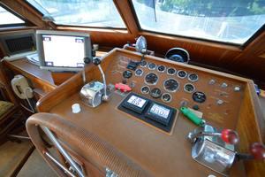 53' Hatteras 53 YachtFisherman 1979