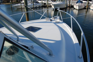 Moonstruck Bay is a Albemarle 33XF Yacht For Sale in Hampton--38