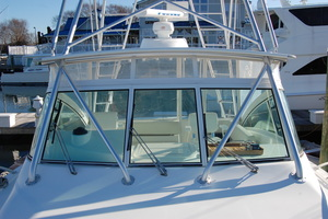 Moonstruck Bay is a Albemarle 33XF Yacht For Sale in Hampton--40
