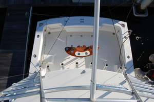 Moonstruck Bay is a Albemarle 33XF Yacht For Sale in Hampton--30