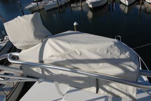 Moonstruck Bay is a Albemarle 33XF Yacht For Sale in Hampton--31